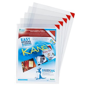 Dokumentenhüllen Kang easy clic von tarifold