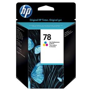 HP 78 (C6578D) color Tintenpatrone