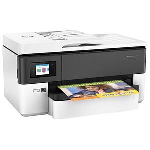 HP OfficeJet Pro 7720 Wide Format All-in-One 4 in 1 Tintenstrahl-Multifunktionsdrucker weiß
