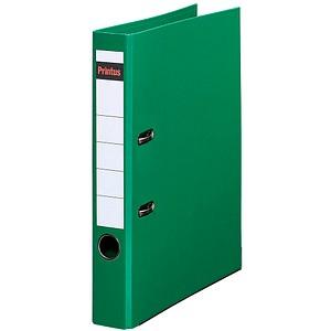 Printus Ordner grün Kunststoff 5,0 cm DIN A4