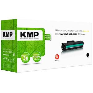 KMP SA-T75 schwarz Toner ersetzt SAMSUNG MLT-D111L (SU799A)