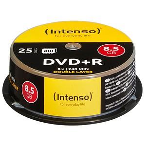 DVD+R  von Intenso