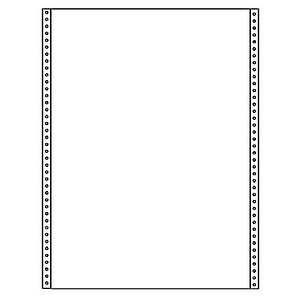 SIGEL Endlospapier A4 hoch 1-fach, 70 g/qm weiß 2.000 Blatt