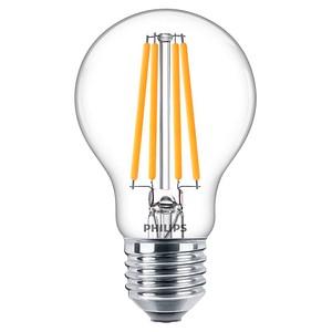 PHILIPS LED-Lampe Classic LEDbulb E27 11 W klar