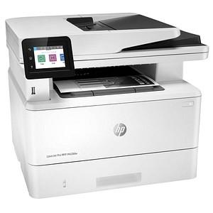 HP LaserJet Pro MFP M428dw 3 in 1 Laser-Multifunktionsdrucker wei szlig