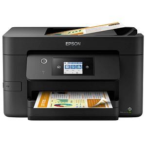 EPSON WorkForce Pro WF-3820DWF 4 in 1 Tintenstrahl-Multifunktionsdrucker schwarz