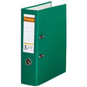bene No.1 Power Ordner grün Kunststoff 8,0 cm DIN A4