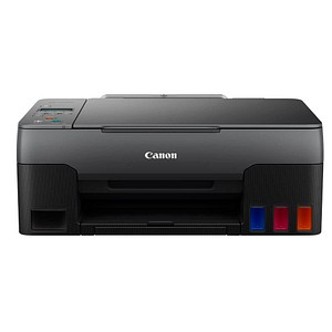 Canon PIXMA G2520 3 in 1 Tintenstrahl-Multifunktionsdrucker schwarz