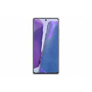 SAMSUNG Kvadrat Cover Handy-Cover f uuml r Samsung Galaxy Note 20 grau