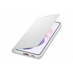 SAMSUNG Smart LED View Cover Handy-H uuml lle f uuml r SAMSUNG Galaxy S21 grau