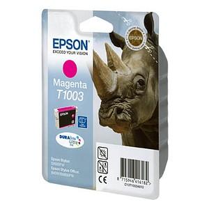 EPSON T1003 magenta Tintenpatrone
