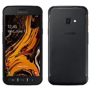SAMSUNG Galaxy XCover 4s Enterprise Edition Outdoor-Smartphone schwarz 32 GB