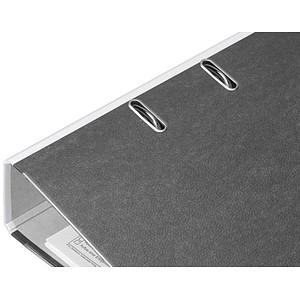 Printus Ordner weiß marmoriert Karton 8,0 cm DIN A4