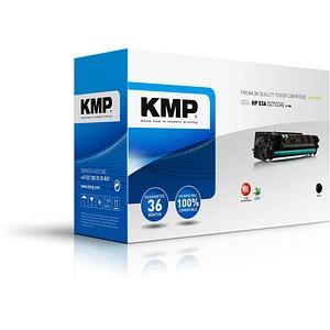 KMP H-T87 schwarz Toner ersetzt HP 53XXL (Q7553X)