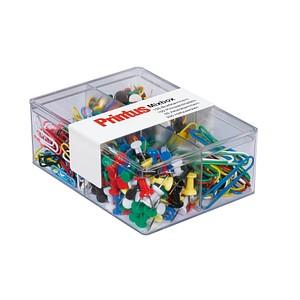 Büroklammern Mixbox von Printus