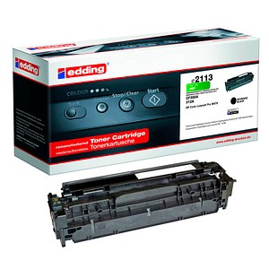 edding EDD-2113 schwarz Toner ersetzt HP 312A (CF380A)