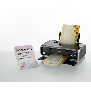 SIGEL Motivpapier Sunflower Motiv DIN A4 90 g/qm 25 Blatt