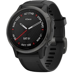 GARMIN fenix 6S Pro Smartwatch schwarz