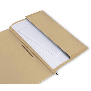 50 ELBA Hängehefter vertic® ULTIMATE® Karton naturbraun