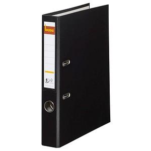 bene No.1 Power Ordner schwarz Kunststoff 5,2 cm DIN A4