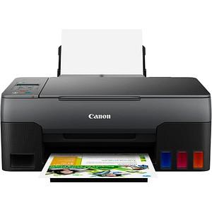 Canon PIXMA G3520 3 in 1 Tintenstrahl-Multifunktionsdrucker schwarz