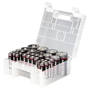 Batterien Red Alkaline von ANSMANN