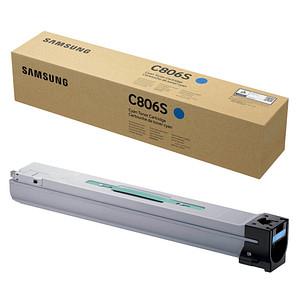 SAMSUNG CLT-C806S (SS553A) cyan Toner