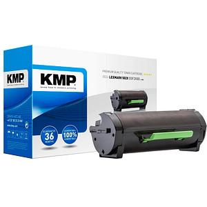 KMP L-T49 schwarz Toner ersetzt LEXMARK 50F2X00