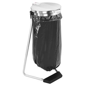 Hailo ProfiLine MSS Müllsackständer 120,0 l silber