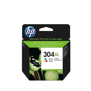 HP 304XL (N9K07AE) color Tintenpatrone