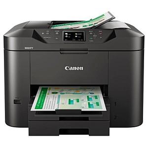 Canon MAXIFY MB2755 4 in 1 Tintenstrahl-Multifunktionsdrucker schwarz