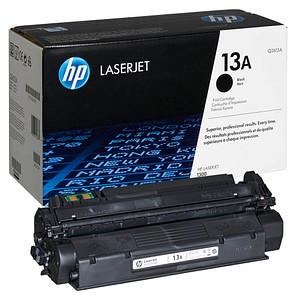 HP 13A (Q2613A) schwarz Tonerkartusche