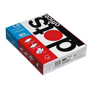 dots Kopierpapier office 1.0 DIN A4 80 g/qm 500 Blatt