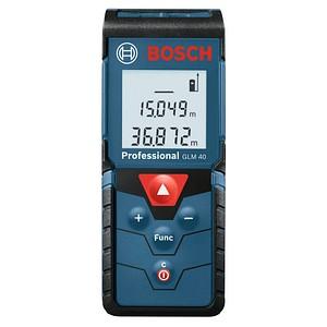 Laser-Entfernungsmesser GLM 40 von BOSCH