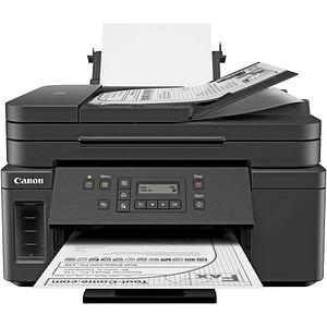 Canon PIXMA GM4050 3 in 1 Tintenstrahl-Multifunktionsdrucker schwarz