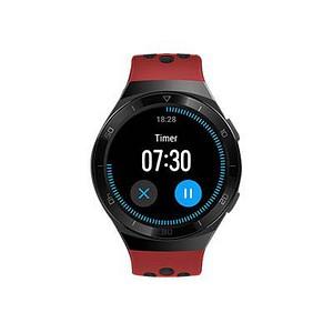 HUAWEI Watch GT 2e Smartwatch rot, schwarz