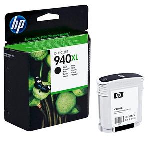 1 HP 940XL (C4906AE) schwarz Tintenpatrone