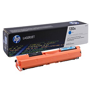 HP 130A (CF351A) cyan Tonerkartusche