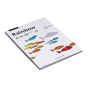 Rainbow Kopierpapier COLOURED PAPER violett DIN A4 80 g/qm 100 Blatt