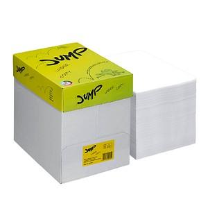AKTION: JUMP Kopierpapier COPY/LASER DIN A4 80 g/qm 4x 2.500 Blatt + GRATIS 8x MAXXMEE Glas-Frischhaltedosen