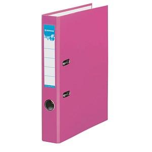 DONAU Klassik Ordner pink Karton 5,0 cm DIN A4
