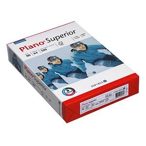 Plano Kopierpapier Superior DIN A4 80 g/qm Palette mit 200x 500 Blatt