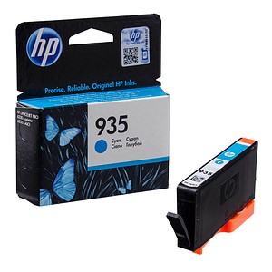 HP 935 (C2P20AE) cyan Tintenpatrone
