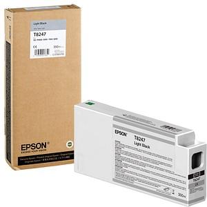 EPSON T8247 light schwarz Tintenpatrone