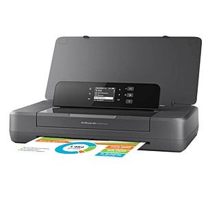 HP OfficeJet 200 Mobile Tintenstrahldrucker schwarz