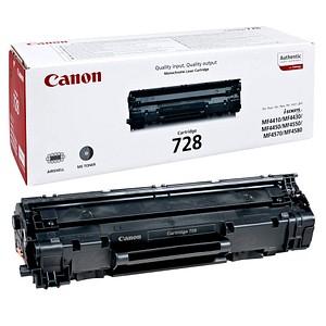 Canon 728 BK schwarz Toner