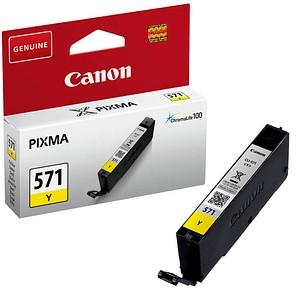 Canon CLI-571 Y gelb Tintenpatrone