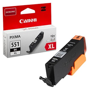 Canon CLI-551 XL BK schwarz Tintenpatrone