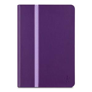 belkin Stripe Cover Tablet-H uuml lle f uuml r Apple iPad mini 1 2 3 lila
