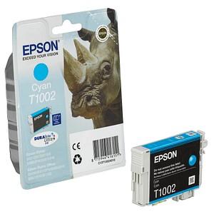 EPSON T1002 cyan Tintenpatrone